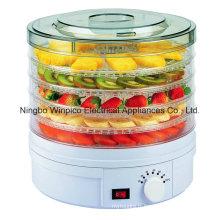 Machine électrique de séchage de fruit de déshydrateur de nourriture de 5 couches