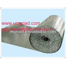 Aislamiento de burbujas de aluminio
