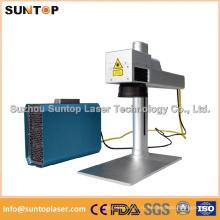 Черная маркировочная машина для лазерной маркировки лазера / Металлографическое лазерное гравировальное оборудование