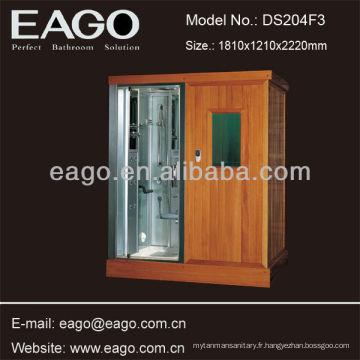 Salle de douche de vapeur de sauna infrarouge lointain pour 1 personne (DS204F3)