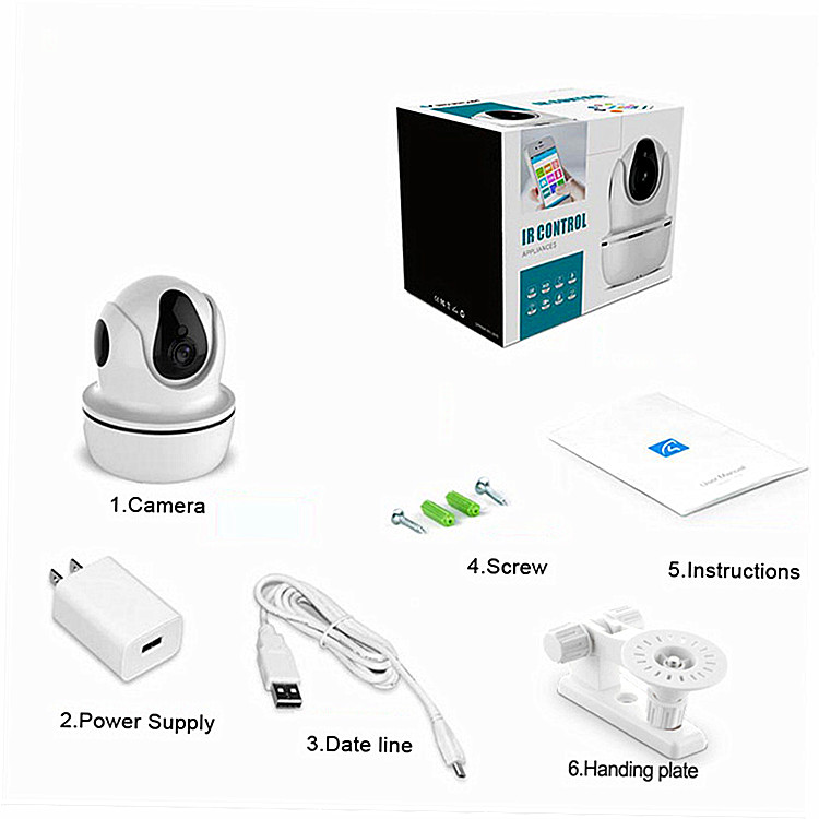 Security 720P Camera