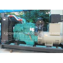 Open Type Diesel Generator Set com Cummins Engine (6LTAA8.9-G2)