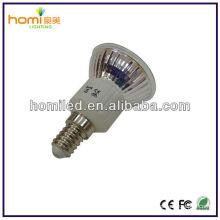 Стекло корпуса LED E14 прожектор