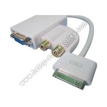Apple iPhone iPad HDMI VGA Cable