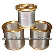 Diámetro 5-0.025mm acero inoxidable alambre de hierro