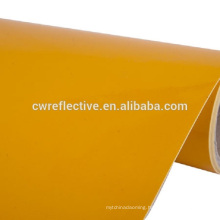 Visible reflective vinyl rolls/sheets reflective flex banner sticker film for vehicle & trade show