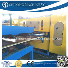 CE Approved Roof and Wall Sandwich Panel Board Roll Forming Machine