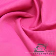 Wasser & Wind-resistent Outdoor Sportswear Daunenjacke Woven Plaid Jacquard 100% Filament Polyester Stoff (53120)