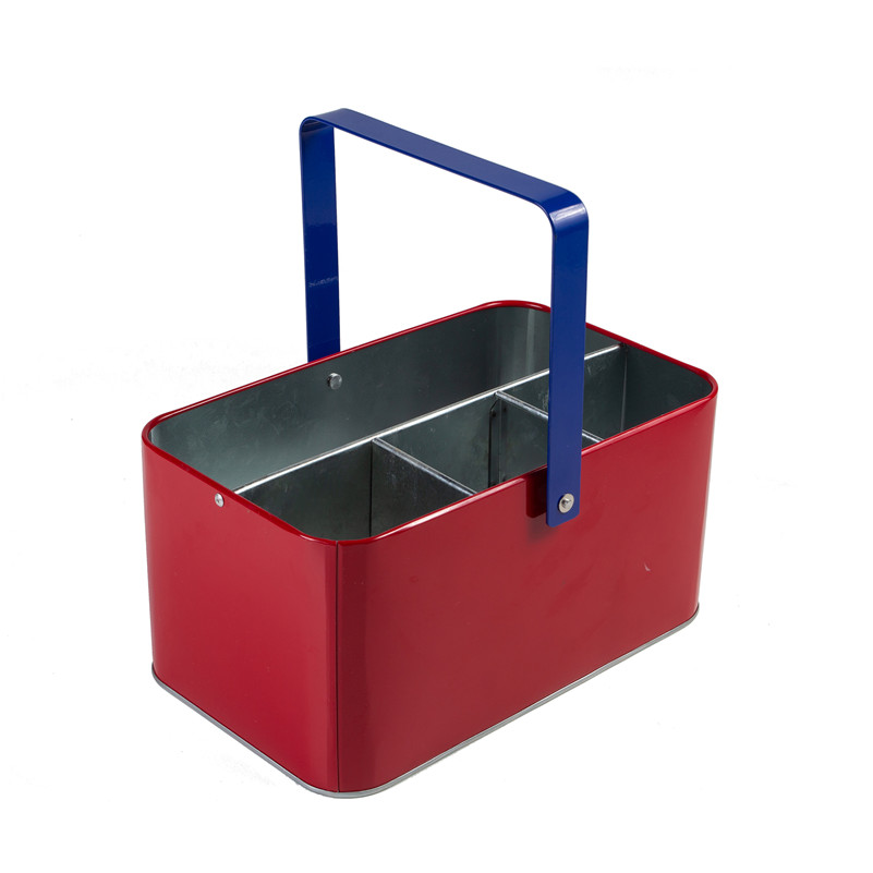 Target Red 4 Grid Tool Caddy