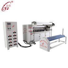 Fully automatic ultrasonic full-stitching spindle machine 15K High-power ultrasonic threadless quilting machine for bedspread