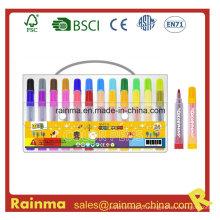 Mini caneta de cor de água para pintura infantil
