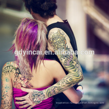 2017 Подгонянный стикер рука татуировки с высоким качеством,секс и прохладный стиль татуировки рукава