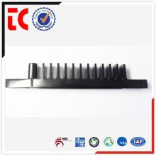 Alta calidad de aluminio negro fundido disipador de calor