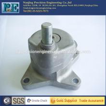 tumbled aluminium die casting cnc machining mechanical assemble parts