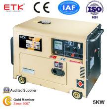 Automatic Start 5kw Diesel Power Generator