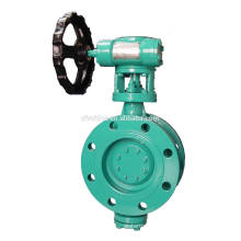 Casting/Double Flanged Butterfly Valve/Gear Box 2014