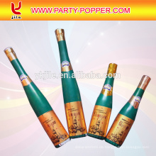 Sektflasche Konfetti Poppers