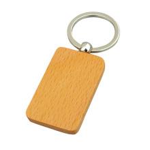 Выдвиженческий Изготовленный На Заказ Формы Пустой Деревянный Брелок (Y03919)