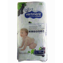 High Quality Baby Diaper with Elastic Waist.
