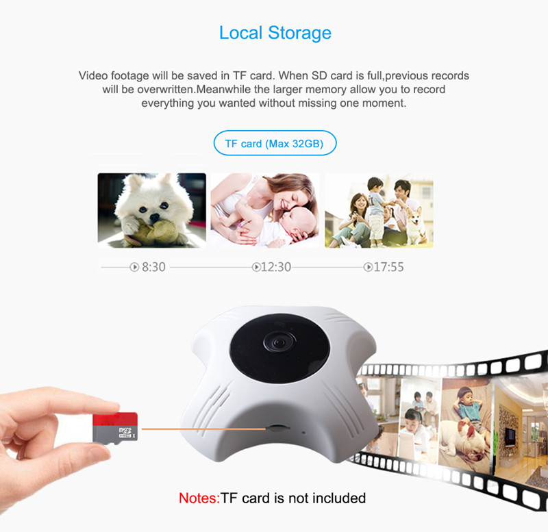 1.3mp wireless camera