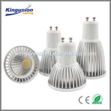 Shenzhen Manufactory alto lúmen alta CRI MR16, GU10 COB atacado Spotlight LED