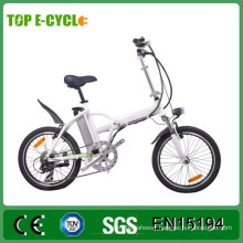 Chinese manufature 20inch folding israel electric bicycle