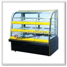 K196 Granite Base Drawer Type 3 Layers Display Bread Showcase