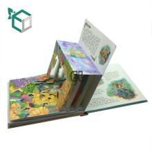 Custom journal comic children photo cheap book printing
