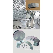 Zusammenklappbare Aluminiumrohre Schneide / Kreise für Dachentlüftung
