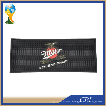 Eco-Friendly Custom Soft PVC Bar Mat