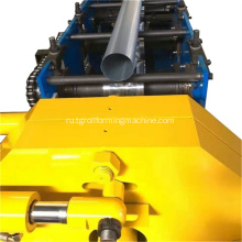 Round+Water+Pipe+Down+Pipe+Roll+Forming+Machine