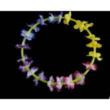Party Winding Flower Glow Necklace (XLF5580)
