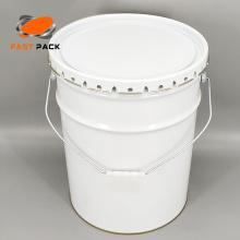 20 Liter leere Eimer für Farbe und Verdünner
