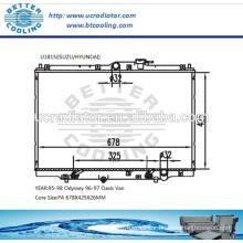 Radiator for 96-97 Oasis Van/95-98 Odyssey OEM:19010P1EA51/19010PEA901