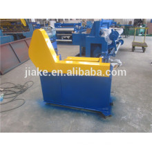 Automatic straighter and cutter wire machine