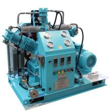 Liquid gas CO2 Carbon Dioxide Oxygen Methane gas Diaphragm Compressor