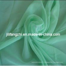 Voile coloré d'écharpe de polyester pour le tissu textile musulman de Madame Headscarf