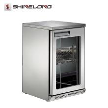 2017 Hot Sale Kitchen Equipment 1 Door Electric mini freezer