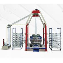 Shuttles Rundwebstuhl pp. gewebte Sackherstellungsmaschine