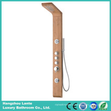 Multi-Functions Bamboo Rainfall Shower Column (LT-M202)