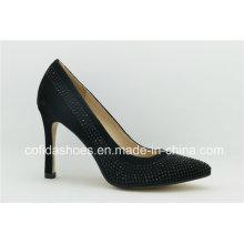 Sexy Diamonds High Heels Lady Wedding Shoes