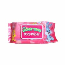 Fresh perfume alcohol free skin care baby wipes