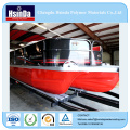 Revestimento anticorrosivo do pó do pulverizador do pó de alta qualidade da resistência do tempo para o barco