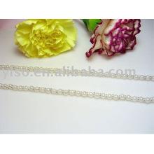 Perlen-Metall-Büstenhalterriemen
