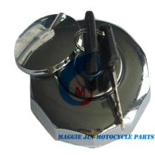 Tapa del tanque de combustible de piezas de motocicleta para CD80