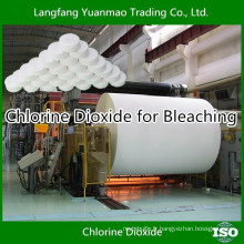 Blanchisseur de dioxyde de chlore et de chlore chimique à haute efficacité et à haute efficacité