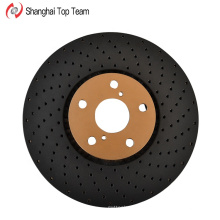 Excellent quality low price TT Wholesale price of ceramic brake discs for automotive production in China