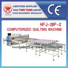 Single Needle Computerized Quilting Machine