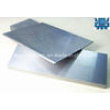 Molybdän Lanthan-Legierung Platte, Mo-La, helle Farbe, Reinheit von 99,95 %, 0,1-2 mm Dicke