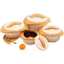 4ST Set Food Warmer Container